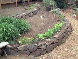 Raised Rock Garden Beds Raised Beds In Your Edible Garden Edible Landscaping Made Easy