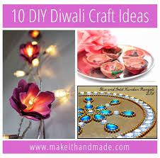 make it handmade 10 diy diwali craft ideas