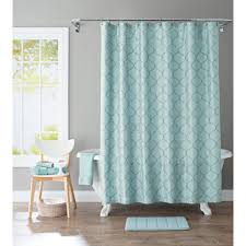 Neutral Shower Curtains White Bathroom Shower Curtains Curtain Sets Teal And Yellow