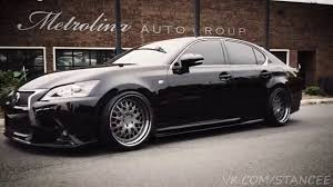 lexus is or gs lexus gs 350 stance youtube