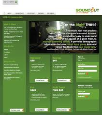 Design Options For Home Visiting Evaluation Soundout Online Evaluation Music Service