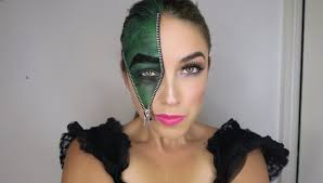 good witch bad witch halloween tutorial youtube