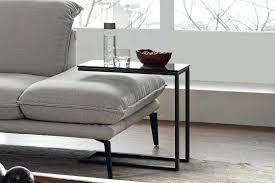 plateau pour canapé tablette pour canape bout de canapac madamet plateau verre