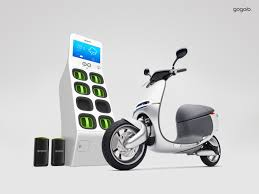 gogoro u0027s intriguing scooter crusade for greener energy barron u0027s