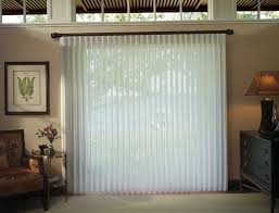 Vertical Blinds With Sheers Luxury Blinds For Sliding Glass Door