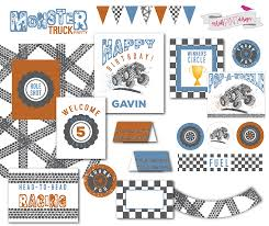 truck birthday party truck birthday party smash halfpint party design