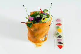 sous 騅ier cuisine fdarba juan mari arzak starter sanctuary salad plants