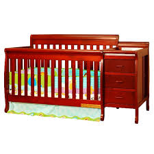 Convertible Crib And Changer Combo Afg Athena 3 In 1 Convertible Crib And Changer Combo In