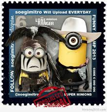 the lone ranger wallpapers lone ranger funny minion wallpaper