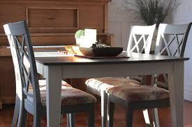 Refurbished End Tables by Refurbished Dining Room Set Guest Post Country Chic Paint