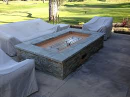 Diy Fire Pit Patio by Best 25 Gas Fire Pits Ideas On Pinterest Gas Fire Table Patio