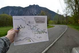 Twin Peaks Map Returning To Twin Peaks Visit Seattle