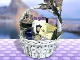 wedding baskets lovely lavender wedding basket medium