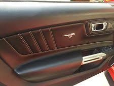 95 Mustang Interior Parts Ford Mustang Interior Door Panels U0026 Parts Ebay