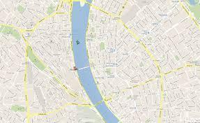 Map Of Budapest Holiday In Budapest Wakdjunkaga U0027s Blog