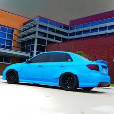 widebody subaru impreza hatchback j1 wide body flare kit 6 8 week lead time new v2 now