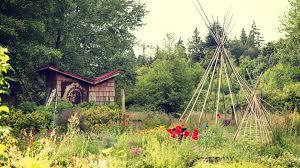 Botanical Gardens Ubc by Tu U0027wusht Garden U2014 Ubc Farm U2014 2016 Summer U2014 The University Of