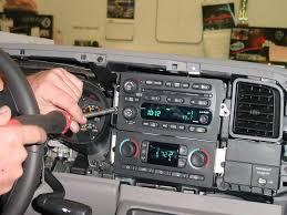 2003 2007 chevrolet silverado 1500 extended cab car stereo profile