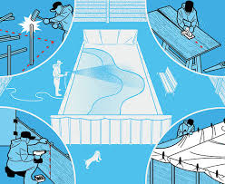 How To Make A Skating Rink In Your Backyard How To Build Your Own Ice Rink In The City Chicago Magazine