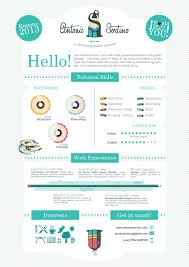 20 cool resume u0026 cv designs infographic resume cv design and