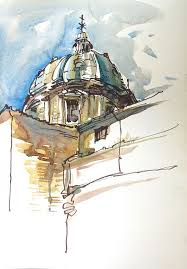 896 best urban sketchers images on pinterest watercolors