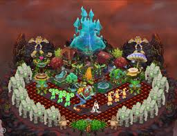 monsters halloween image earth island halloween big clown jpg my singing monsters