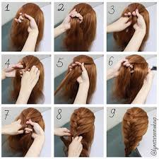 hair braiding styles step by step hairstyles braids step by hairstyles