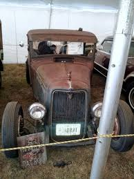 Antique Ford Truck Club - history and culture by bicycle clay county fair iowa great lakes