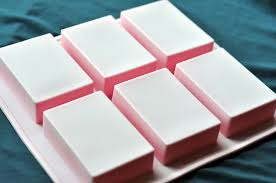 6x 100g rectangle bars silicone silicon soap molds