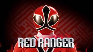 power rangers samurai red ranger official promo
