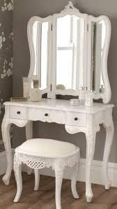 Vintage Style Vanity Table La Rochelle Antique French Style Solid Mahogany Dressing Table