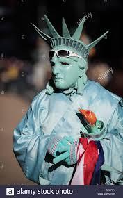 Lady Liberty Halloween Costume Statue Liberty Costume Stock Photos U0026 Statue Liberty Costume
