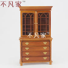 Dollhouse Kitchen Furniture by Online Buy Wholesale Dollhouse Kitchen Cabinets From China