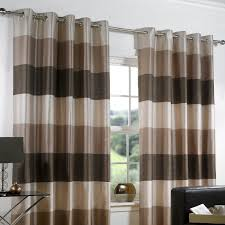 Cozy Modern Curtain Ideas For Living Room  Eyelet Curtains Ideas - Curtain design for living room