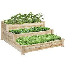 Garden Raised - amazon com best choice products raised vegetable garden bed 3