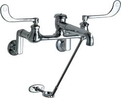 Mop Sink Faucet Gpm by 814 Vbcp Manual Faucets Chicago Faucets
