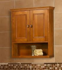 Bathroom Wall Cabinet With Towel Bar by Bathroom Full Mirrored Oak Wooden Bathroom Wall Cabinets On White