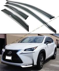 lexus nx300h business edition amazon com for 2015 2017 lexus nx200t nx 300h vip clip on smoke