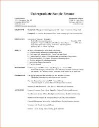 College Application Resume Sample by 100 Student Resume Examples For College Applications 70
