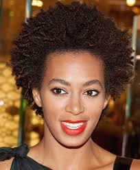 afro hairstyles for black women 50 and older natural hairstyles for black women over 50 solange knowles