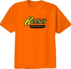 Funny Halloween Birthday Reese Peanut Butter Cups T Shirt Peanut Butter Cups Cups And