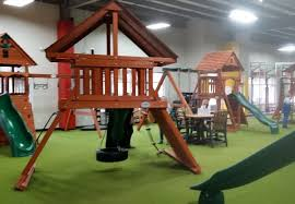 Backyard Adventure Playset by Des Moines Indoor Play Guide
