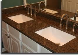 Bathroom Vanity Countertop Magnificent Pleasant Idea Granite Tops For Bathroom Vanity
