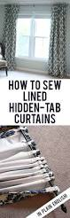 Lined Curtains Diy Inspiration with 25 Unique Diy Curtains Ideas On Pinterest Sewing Curtains Easy