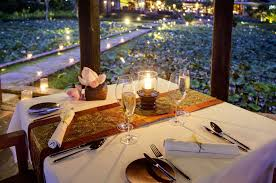 Balinese Dining Table 15 Most Romantic Seminyak Restaurants For An Unforgettable Memory