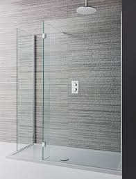 Bathroom Shower Trays by Design Double Sided Walk In Shower Enclosure In Design Luxury
