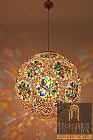 Mosaic Chandelier Turkish Mosaic Lamps Ottoman Lamps Turkish Lighting Manufacturer