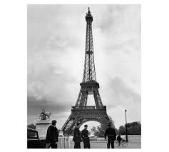 the new york times archive eiffel tower 1960 pottery barn