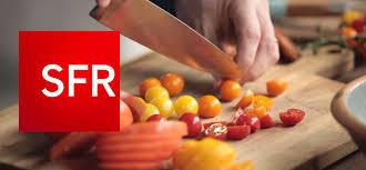 chaine cuisine tv sfr a lancé sa propre chaîne de cuisine découvrez la en vidéo