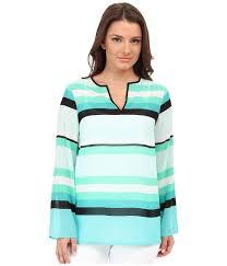 michael kors blouses michael michael kors plus size stripe mix sequin top white gold